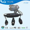 FY1009 Cheapest Midi Connector to USB Cable support windows XP,Vista and MAC OS X operating systems