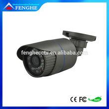 bullet proof cctv camera,sony 700tvl,3.6/6mm lens,24pcs IR LED,20m distance,ATR,OSD,DNR,with bracket