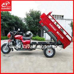 150CC 200CC China Motor Tricycle Guangzhou KAVAKI MOTOR Made In China