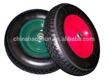 competitive price 4.80/4.00-8 wheelbarrow air wheel/inflatable wheel barrow tire