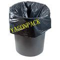 Bolsas de basura de plástico de basura bolsas bolsas basura