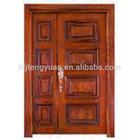 SFGM-04 Steel And Wooden Safety Door