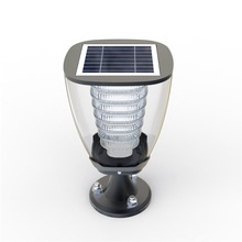 Rechargeable Waterproof Led Cordless Solar Outdoor Lamp Fixtures