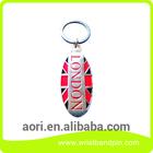 Custom metal key chain