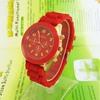 cheap wholesale kids slap digital watches geneva watch silicone in stock