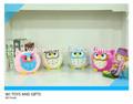 venta al por mayor nuevo estilo de la moda juguetes de aves búho de peluche para los niños