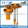 1-20t de cuerda de alambre alzamiento eléctrico de elevación equipo de elevación