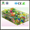 Charming indoor activities for kids/2 layers customized home playground/ocean theme playground games with ball pool QX-109C