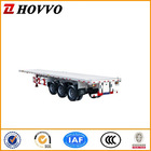 20-40ft 3 or 2 Axles Container Trailer Chassis Manufacturer