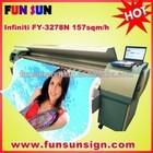 Infiniti challenger FY-3278N 3.2m price flex banner printer (8 seiko510/50pl heads,fast speed up to157 sqm/h)
