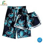 Custom Sublimation Printing Men and Women Sexy Beach Shorts