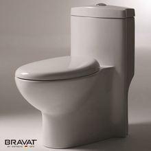 White Ceramic Square Shape Sanitary Ware bathroom accessory
