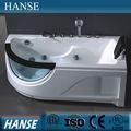 Hs-b279 semplice vasca idromassaggio e vasca/vasca da bagno dimensioni/vasche di dimensioni personalizzate