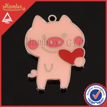 Fashional pig charm pendant Maker