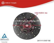SINOTRUK Clutch Disc AZ9725160390