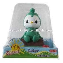 214061801-10 funny solar swinging doll for decoration dancing solar doll
