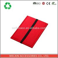 Felt Cover Case For ipad mini with elastic band