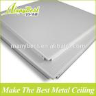 2014 new aluminum ceiling pop design