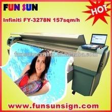 Newest flex banner inkjet printing machine/large format printer/solvent plotter ( 4 or 8 seiko510/50pl head,3.2m)