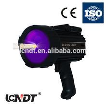 Super Powerful Industrial Portable UV LED 365nm Black Light UV Light UV-200 (Dual UV & White LED)