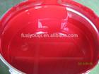 Acrylic Acid Polyurethane Fluorescent Mark Paint Light Reflecting Paint