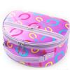 2014 modern ladies waterproof cosmetic bag with handle