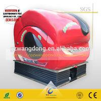 9 seats 3d 4d 5d 6d cinema system motion cinema simulator chair