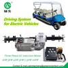AC brushless motor electric car kit 10kw 96V