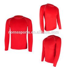 Red Purity Custom Tight Wear Lycra Compression Wear