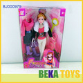 New toys 2014 Kids toys fashion girl pretty girl doll
