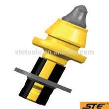 STEW6 Pavement milling machine drill planing teeth wirtgen asphalt bit road cleaning cutter