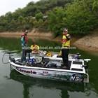 395 Bass Pro- Aluminum Bass Fishing Boat