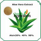 green nature aloe vera extract aloin aloes extract