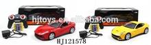 4 Channels R/C Car 1:18 Radio Control Car Model Toys 4CH Remote Control Car Toys HJ121578
