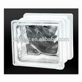 2014 venda quente! Vidro colorido preço bloco blocos de vidro decorativo, Blocos de vidro plástico
