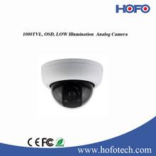 "1/3"" SONY 1.3 Megapixel 1000TVL analog camera,, CCTV camera"