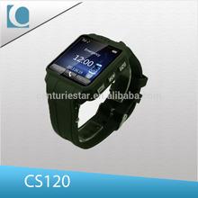 bluetooth GPS tracker sim card kids/old people waterproof cell phone watch