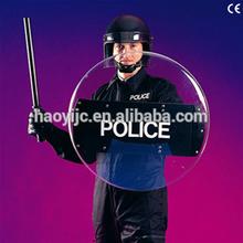 Chinese manufacturer polycarbonate ballistic shield police plastic shield anti riot shield