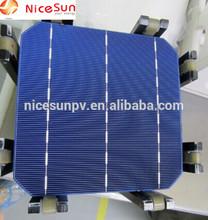 156 mono solar cell 3BB