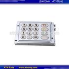 atm machine 445-0735650/4450735650 66xx EPP membrane keypad for ncr atm parts