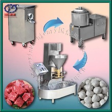 Exported to Korea Machine Mutton meat ball For Hot Pot