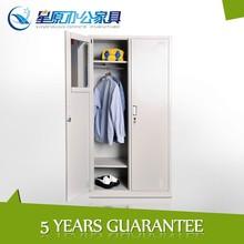 Customized double door metal gym electronic lockers