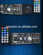 SASION ES-698D professional car amplifier