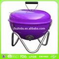 bq014 kitfire portátil cubo de carbón para barbacoa parrilla