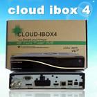 2014 New Cloud ibox 4 Enigma 2 Twin Tuner Cloud ibox 4 DVB-S2 NAND Flash support VU DUO