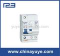 Yeb2-63 c65l el interruptor eléctrico/tierra elcb fugas interruptor de circuito
