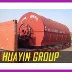 Environmental friendly tyre/plastic pyrolysis equipment