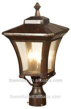 Innovative idea products-- Post Lantern Standing bollard light