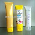 Cosméticos embalagem recipientes, tubo macio cosméticos