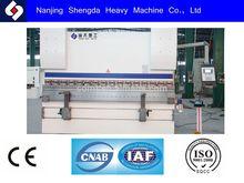 Hydraulic CNC Metal Plate Bender, Bending Machine, Hydraulic Press Brake